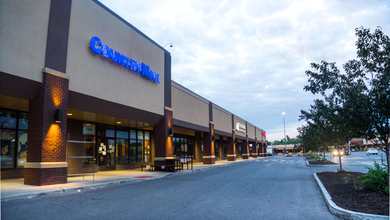 Dewitt Town Center Exterior